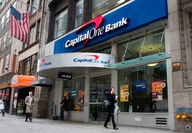 How to get a personal loan from Capital One